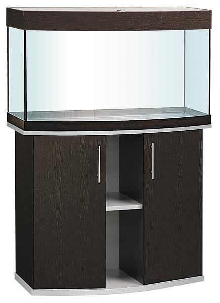 Аквариум панорамный с гнутым передним стеклом