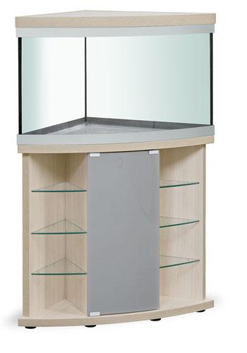 Угловой с гнутым передним стеклом АС 5