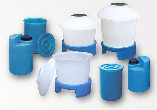 Пластиковые  дозировочные контейнеры