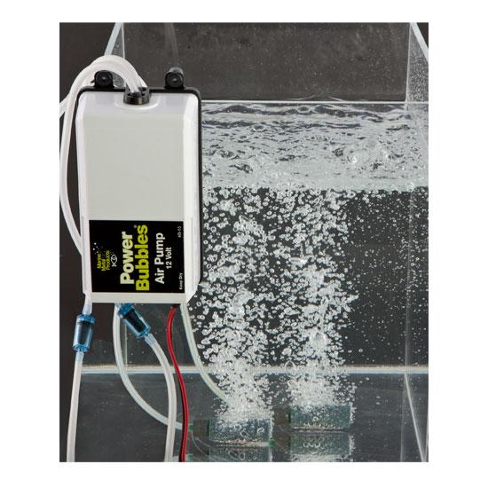 Воздушный компрессор Power Bubbles