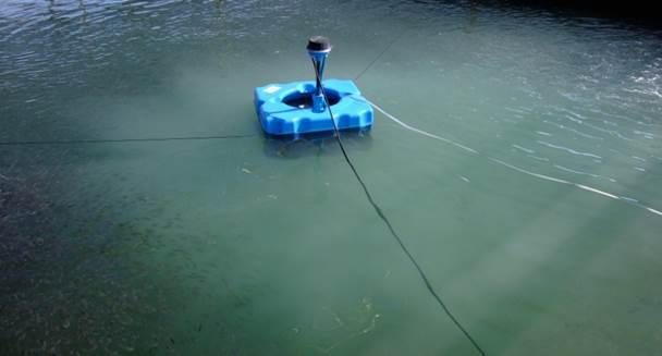 Аэратор подводный Flash