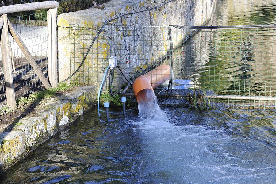 Элеватор воды