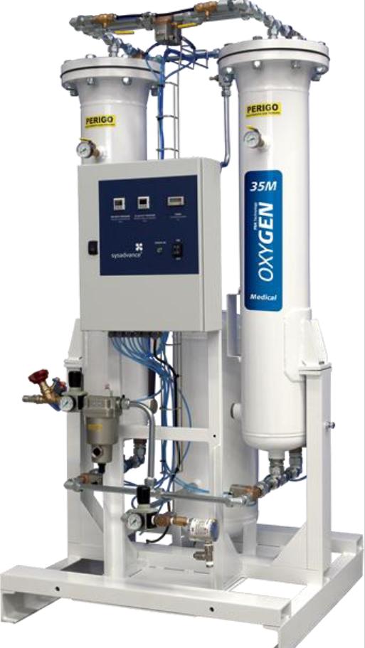 Кислородный генератор SysAdvance технологии PSA