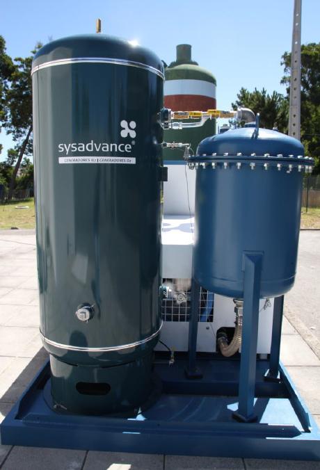 Кислородный генератор SysAdvance технологии VSA
