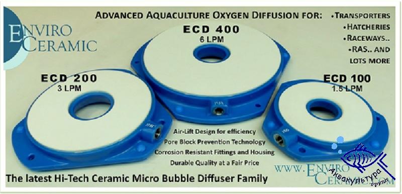 Диффузор керамический ECD