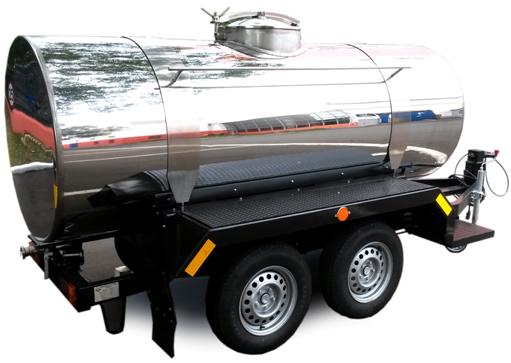 Цистерна для перевозки живой рыбы