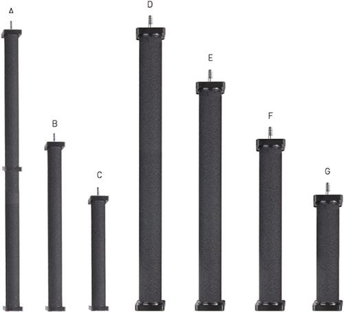 Универсальные каучуковые диффузоры, Корея