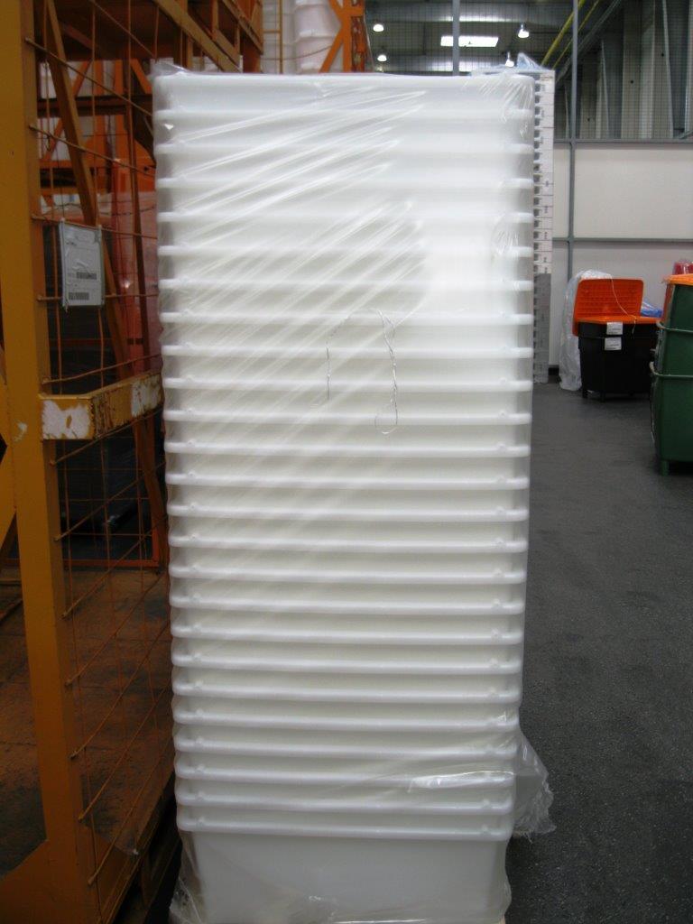 Штабелируемые контейнеры