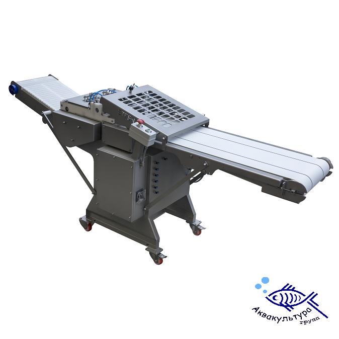 Автоматическая шкуросъёмная машина и дефриллер для филе ST600VR