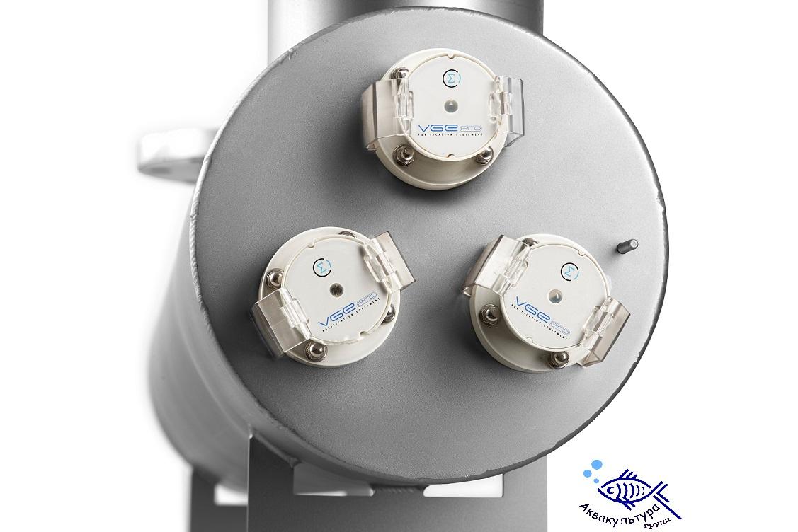 УФ-системы VGE Pro из нержавеющей стали