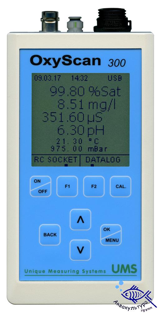 Оксиметр OxyScan 300 Lab с микродатчиком