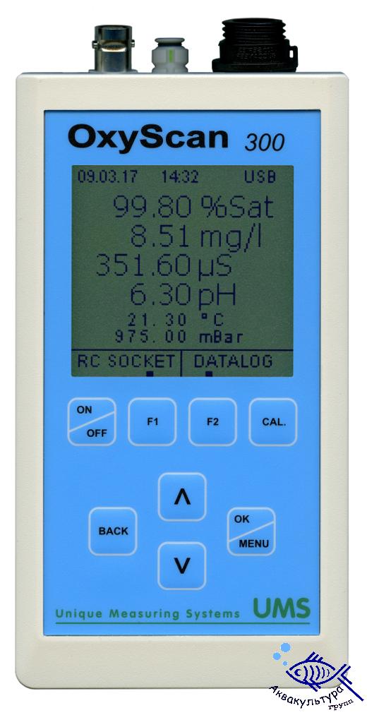 Оксиметр OxyScan 300 Lab со стандартным датчиком