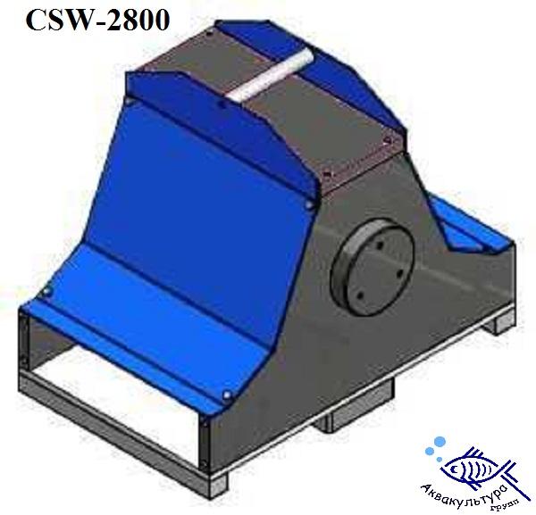 Счётчик рыбы Aquascan CSW 2800 и 5500