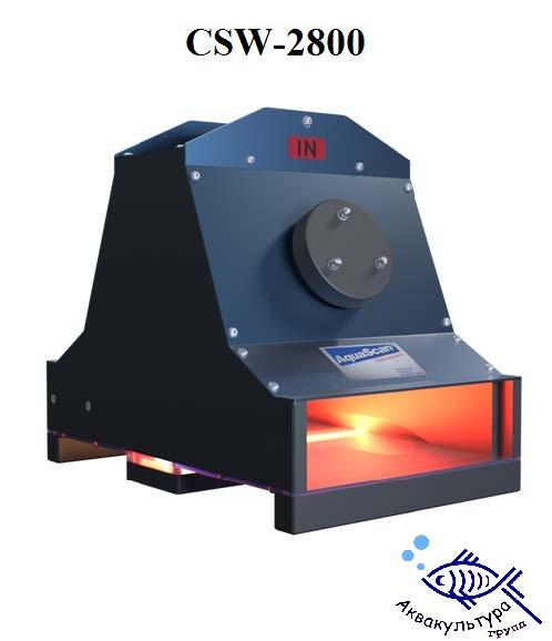 купить Счётчик рыбы Aquascan CSW 2800 и 5500