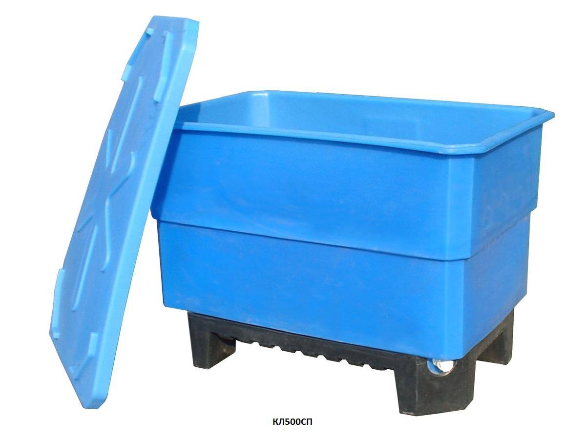 Одностеночные контейнеры