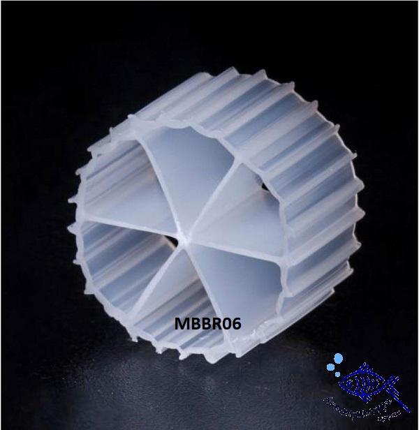 Биологическая загрузка MBBR, Китай