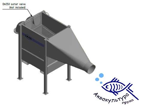 купить Ящик для обезвоживания типа 900 LF / 900 D LF с разделяющей сеткой
